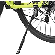 "BV Adjustable Rear Mount Bicycle Bike Kickstand for 24"" - 29"" Mountain Bike/Road Bike/BMX/MTB, Black, One Size, BV-KA95-BK"