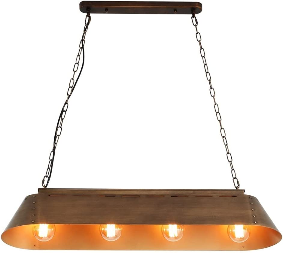 WANIYA1 Industrial Metal All stores are sold Max 59% OFF Chandelier Retro Pendant Ce Lights Loft
