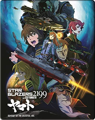 Star Blazers 2199 - Space Battleship Yamato - Odyssey of the Celestial Arc - The Movie 2 [Blu-ray] im FuturePak