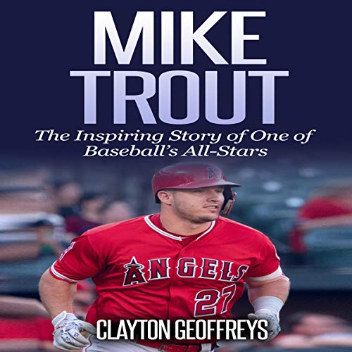 Mike Trout cover art