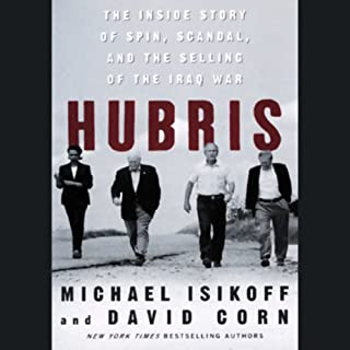 Hubris audiobook cover art