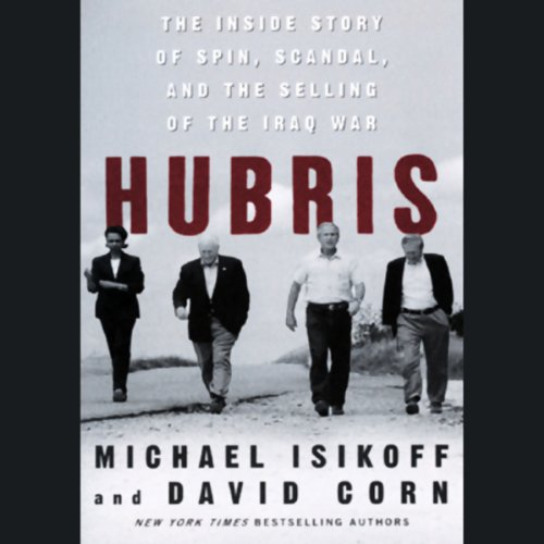 Hubris cover art