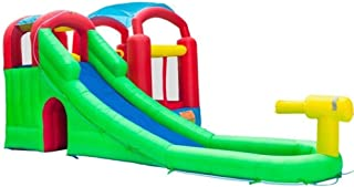أطفال في الهواء الطلق المياه الشريحة بركة ترتد المنازل اللعب نفخ البلوز الحارس قلعة لعب للأطفال في المخزون by MAODOXIANG