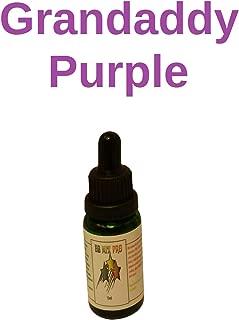 Granddaddy Purple Terpene Infused Liquidizer 15ml Pure Colorado Terpenes Strain Profiles