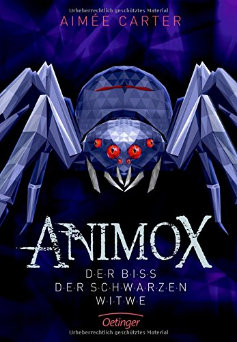 Animox 4: Der Biss der Schwarzen Witwe