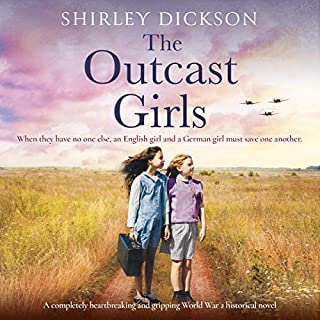 The Outcast Girls cover art