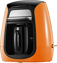 HYJBGGH filter kaffemaskin liten, 300 W espressomaskin kaffe, dropp kaffemaskin för espresso, latte och mjöl, automatisk a...