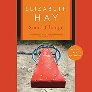 Small Change                   Auteur(s):                                                                                                                                 Elizabeth Hay                               Narrateur(s):                                                                                                                                 Kate Greenhouse                      Durée: 7 h et 26 min     3 évaluations     Au global 3,7