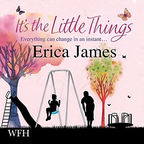 It's the Little Things cover art