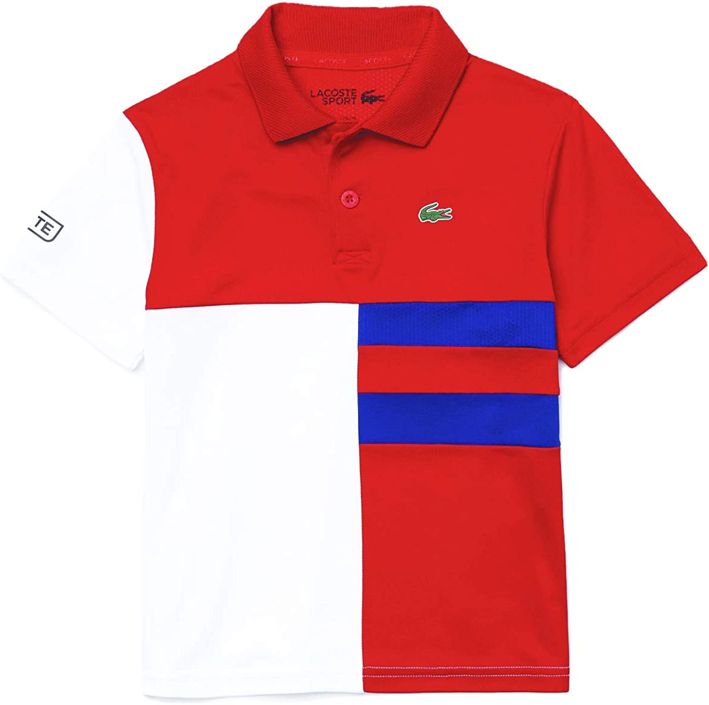 Lacoste Polo Kids RED