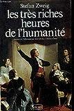 Les Très Riches Heures de l'humanité - Belfond - 01/05/1989