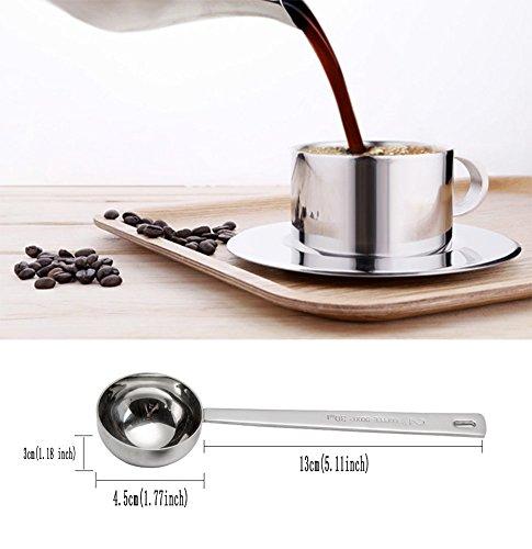 30ml Coffee Scoop Metal