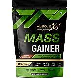MuscleXP Mass Gainer...image