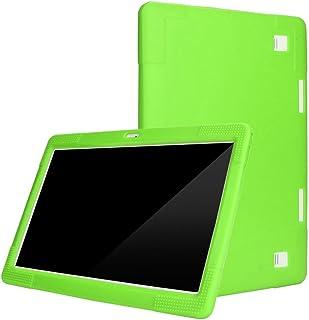 dbb4c471b5d Sannysis Fundas Tablets Accesorios para Tablets, Funda Carcasa Universal de  Silicona para Tablet PC con