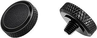Soft Release Button. Pulsante di scatto ergonomico / rilascio morbido * Pelle artificiale & ottone * per Fujifilm Fuji X10...