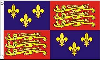 Royal Banner 16th Century Flag 3' x 5' - Bristish Historic Flags 90 x 150 cm - Banner 3x5 ft - AZ FLAG