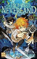 The Promised Neverland T08 de Kaiu Shirai