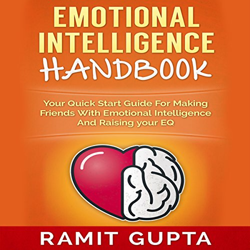 Emotional Intelligence Handbook audiobook cover art