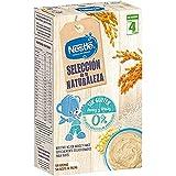 Nestlé Selección Naturaleza Papilla sin Gluten, A Partir de Los 4 Meses, 330g