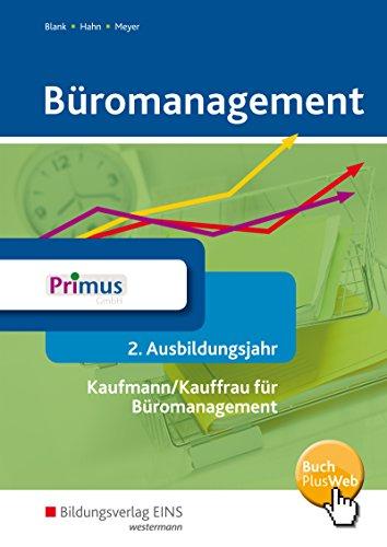 Büromanagement: 2. Ausbildungsjahr: Schülerband