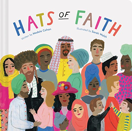 Hats of Faith: (Multicultural Kids Books, Children's Books on Spirituality and Religion)