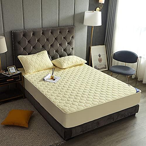 IKITOBI - Lenzuolo con angoli per letto matrimoniale, 120 x 200 cm
