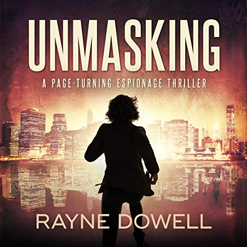 Unmasking cover art