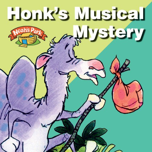 Honk's Musical Mystery cover art