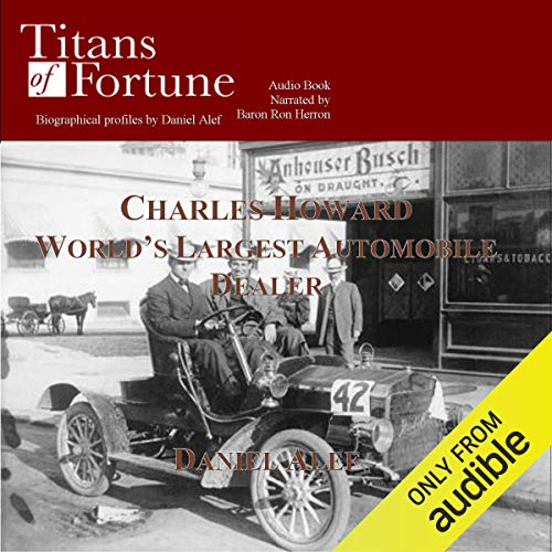 Charles Howard copertina