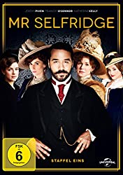 Cover Mr Selfridge (Staffel 1)