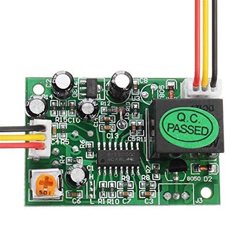 HYY-YY 100W módulo Sensor bajo Nivel de Salida de Control de relé del módulo del Sensor infrarrojo 3pcs DC 12V 50uA 3 Hilos del Cuerpo Humano inducción PIR IR piroeléctrico Distancia d