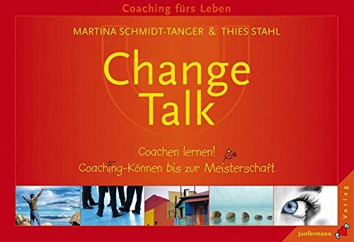 Change-Talk. Coachen lernen! Coaching-Können bis zur Meisterschaft. 152 Karten in stabiler Papp-Box.