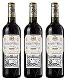 Marqués de Riscal Tempranillo 2015 - 750 ml, pack de 3