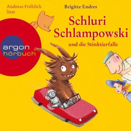 Schluri Schlampowski und die Stinktierfalle Titelbild