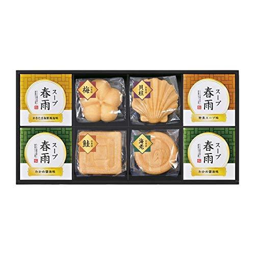 お茶漬け最中&スープ春雨 IG-30 【仏事 法事 香典返し 粗供養 初盆】