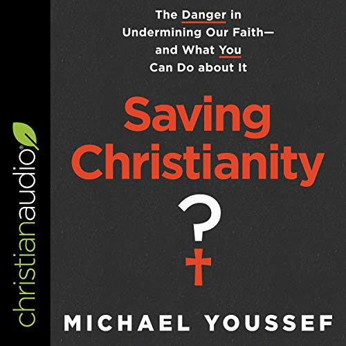 Saving Christianity? cover art
