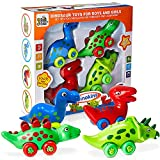 3 Bees & Me Dinosaur Car Toys for Toddlers |...