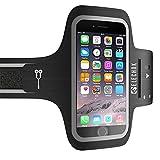 Sportarmband Handy, Schweißfest Sport Armband für iPhone