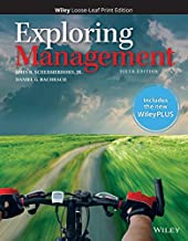Best exploring management 6th edition Reviews