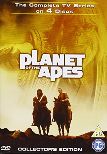 Planet Of The Apes TV Series DVD [Reino Unido]