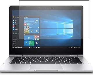 Vaxson Anti-blått ljus härdat glas skärmskydd, kompatibelt med HP EliteBook x360 1030 G2 13,3 cm synligt område, 9H filmsk...
