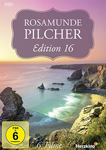 Rosamunde Pilcher Edition 16 (6 Filme auf 3 DVDs)