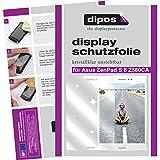 dipos I 2x Schutzfolie klar kompatibel mit Asus ZenPad S 8 Z580CA Folie Bildschirmschutzfolie