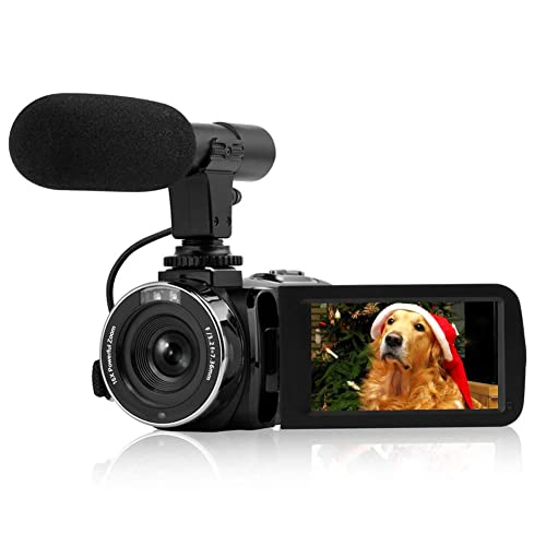 Vlogging Camera with Flip Screen: Amazon co uk