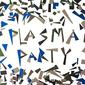 Plasma Party (feat. Scrimshire) [Radio Edit]
