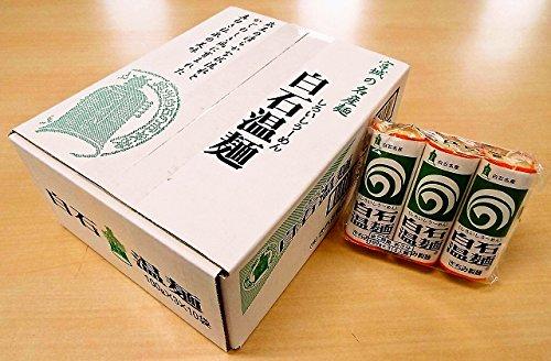 丸吉(まるきち) 白石温麺 100g×3束 ×10袋