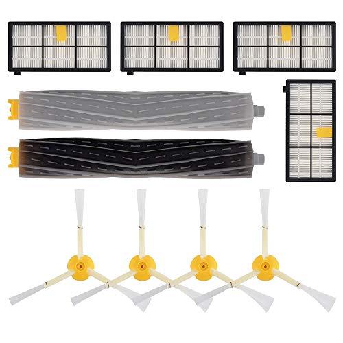 Huishoudelijke gadgets 10 stks Vervanging Onderdeel Borstel Filter Kit Voor IRobot Roomba 800 805 870 871 880 Serie Stofzuiger Robots HS1222 Dagelijkse benodigdheden