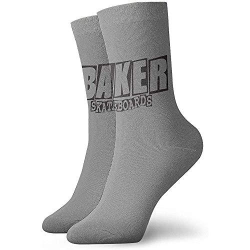 Be-ryl Baker Skateboards Socks Adult...