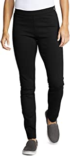 Eddie Bauer Women's Passenger Ponte Pull-On Skinny Pants