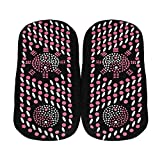 Happyoyo - Calcetines de campo magnético autocalentables - Calentador de pies - calcetines térmicos - para esquiadores al aire libre - mujeres y hombres